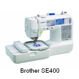 brother se 400 sewing machine