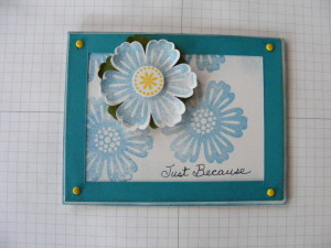 Paper Craft Card