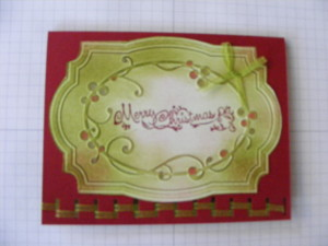 Paper Crafts Seasonal Cards